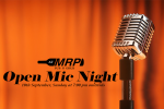 Open Mic Night at ATMRP