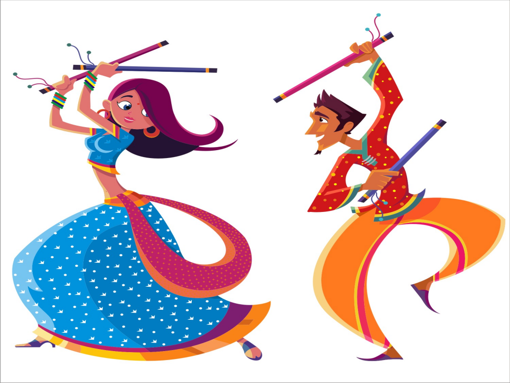 Dandiya Nights and Garba 2017 Delhi