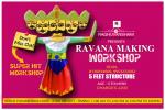 ravana making workshop