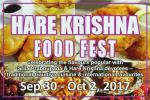 Hare Krishna Food Fest