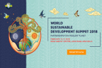 World Sustainable Development Summit 2018 - Conference in New Delhi