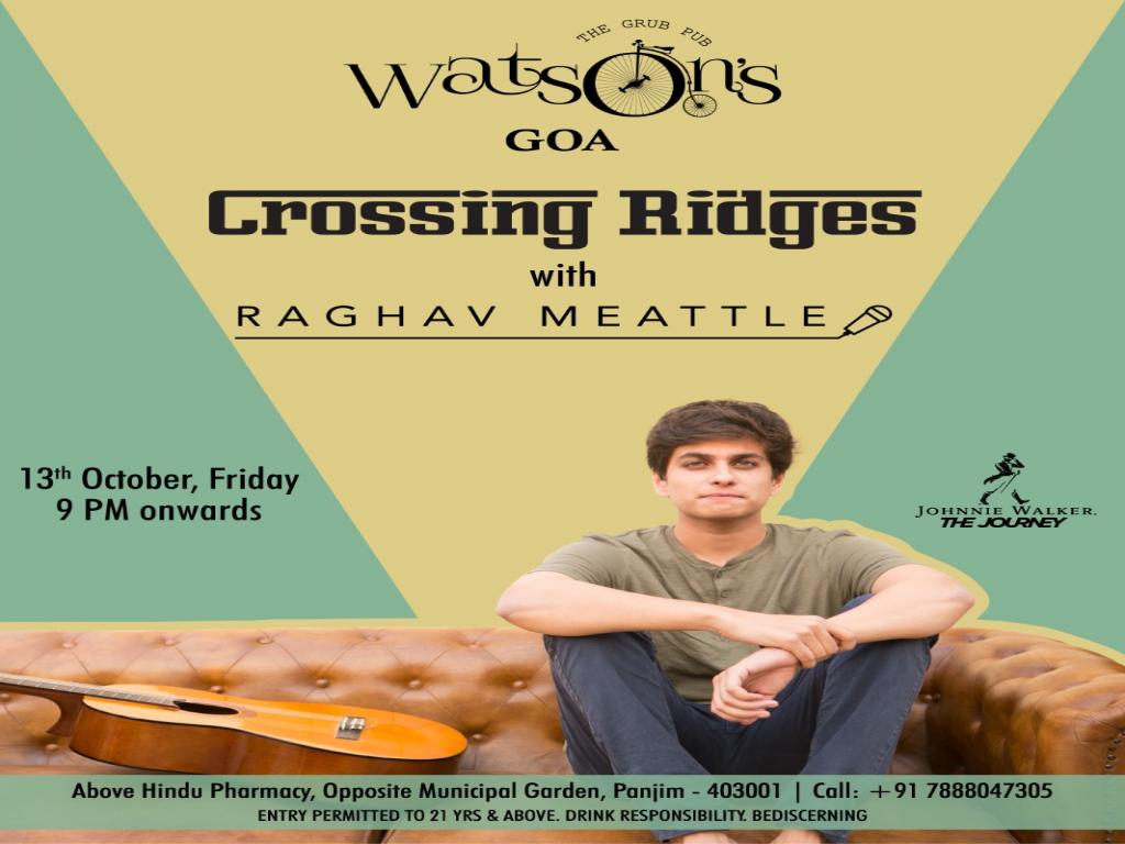 Crossing Ridges