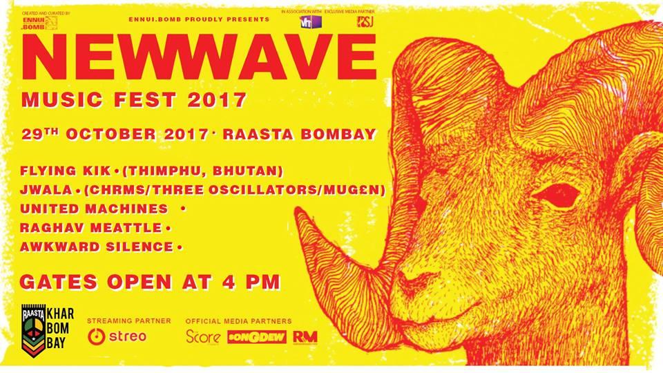 New Wave Asia 2017- Raasta Bombay