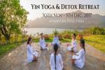 Yin Yoga & Detox Retreat