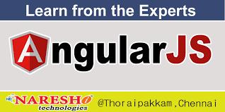 AngularJS Training in Chennai