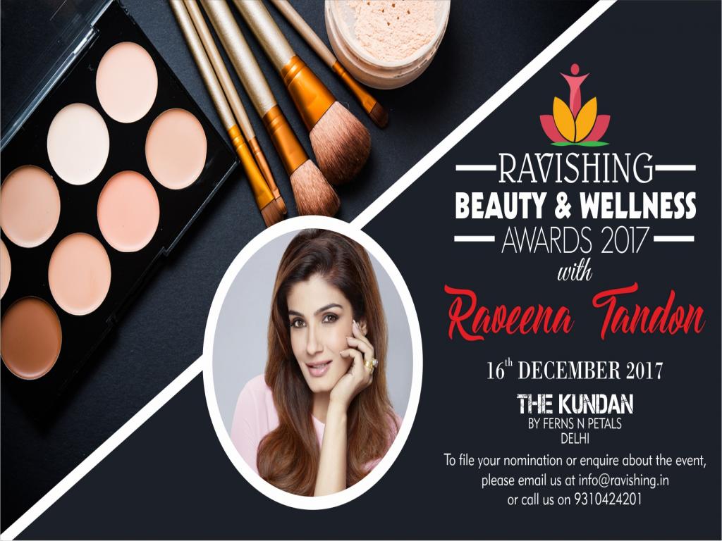 Ravishing Beauty & Wellness Awards 2017
