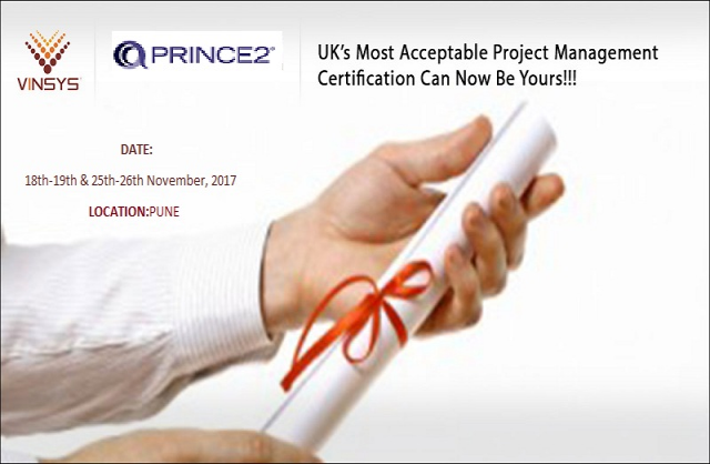 PRINCE2 Foundation & Practitioner Certification in Pune