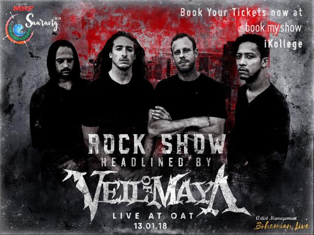 Saarang Rock Show