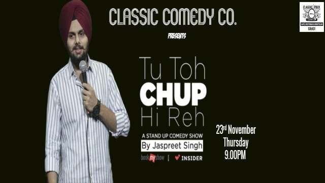 Tu Toh Chup Hi Reh at Classic Rock Coffee Co,Baner PUNE