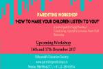 Parenting Workshop for Parents