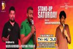 Stand-up Saturday Ft. Mayank, Navin and Sriraam