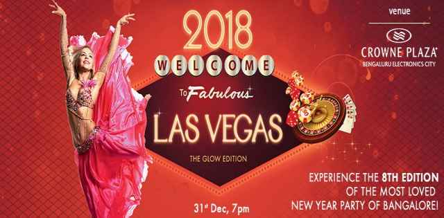 Las Vegas 2018 - The Glow Edition