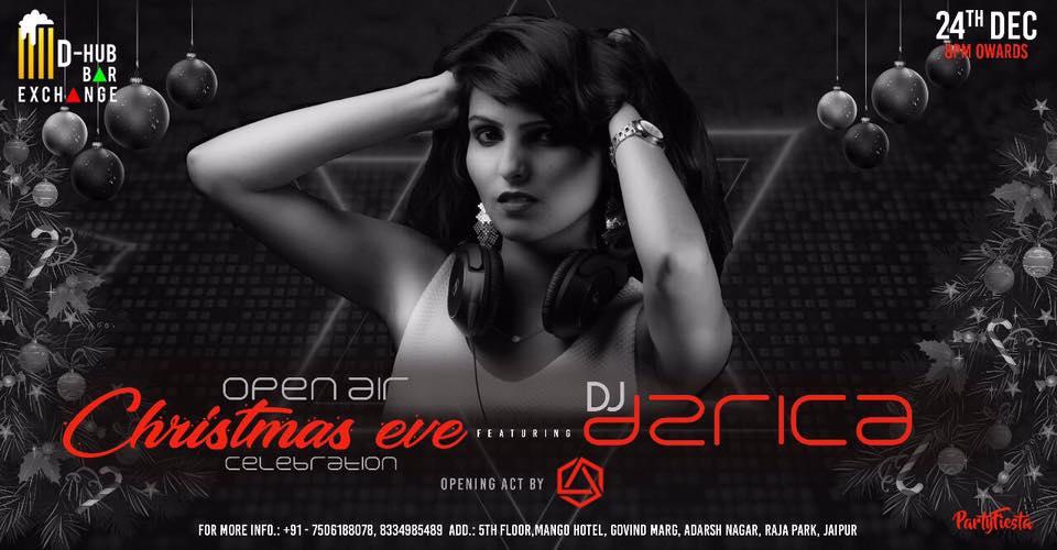 Christmas Eve Celebration ft. DJ Dzrica