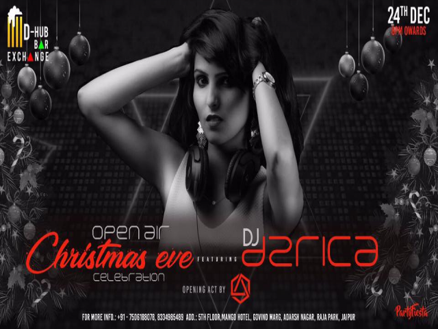 Christmas Eve Celebration ft. DJ Dzrica