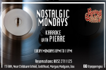 Nostalgic Mondays with Pierre @Peppers
