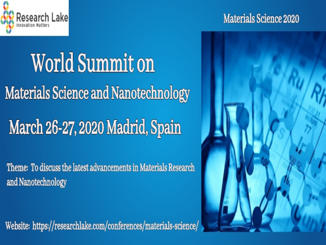 World Summit on Materials Science and Nanotechnology