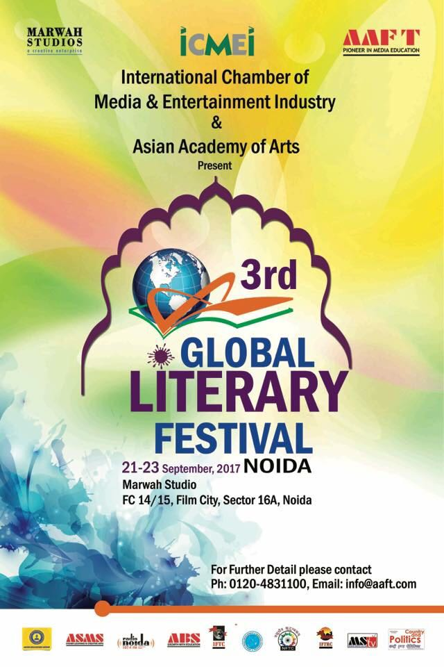 3rd Global Literary Festival Noida