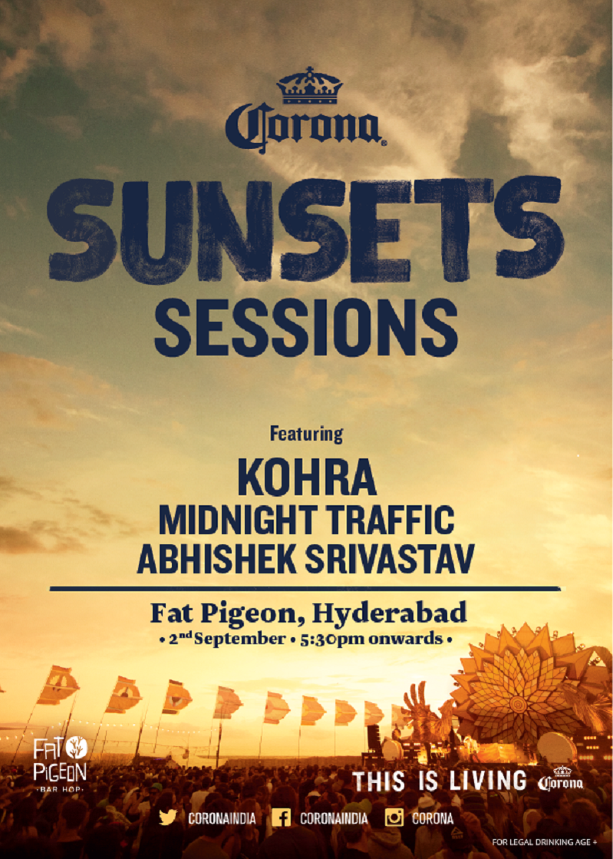 Corona Sunset Sessions