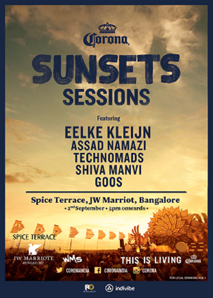 Corona Sunset Sessions Bangalore