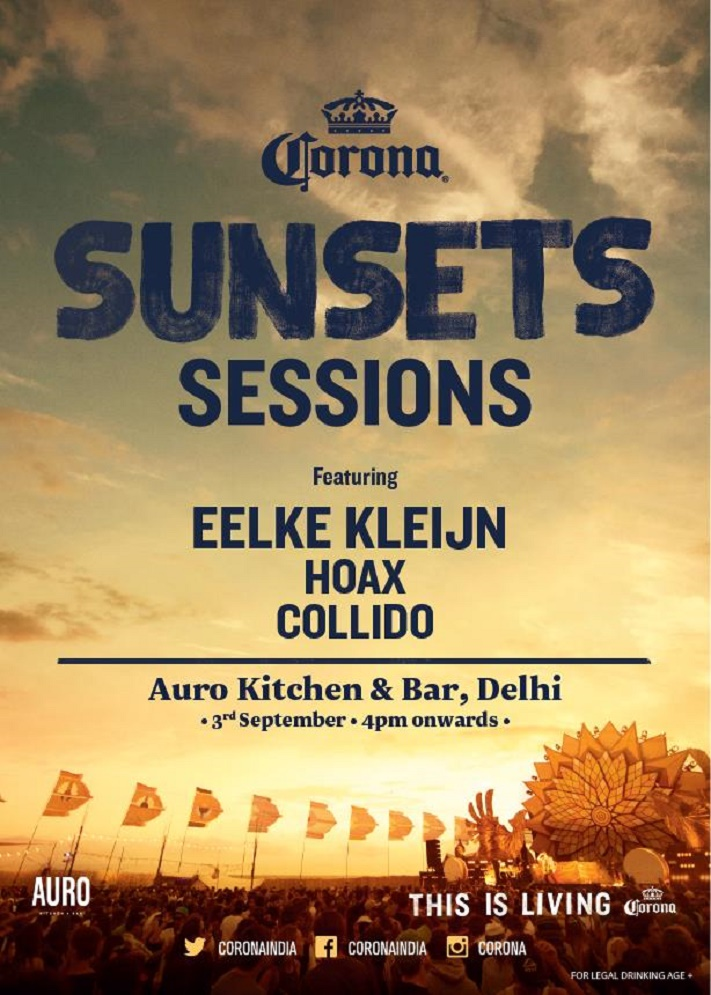 Corona Sunset Sessions Delhi
