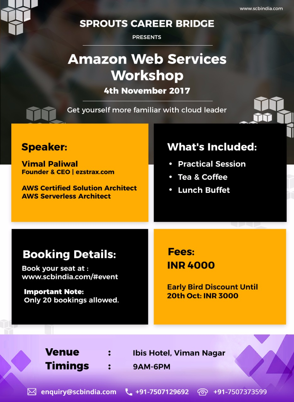 Amazon Web Services Workshop