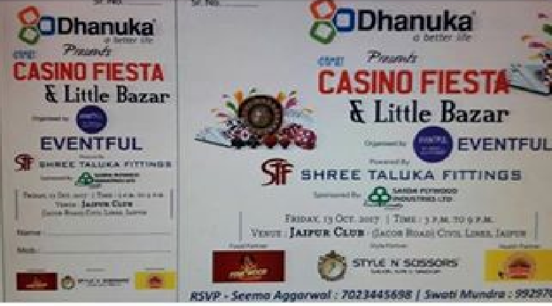 Casino Fiesta and Little Bazar