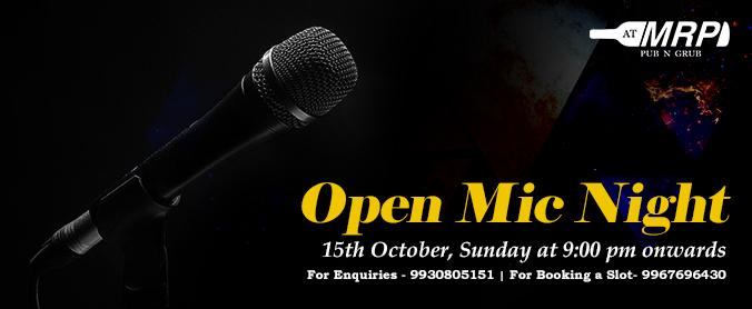 Open Mic Musical