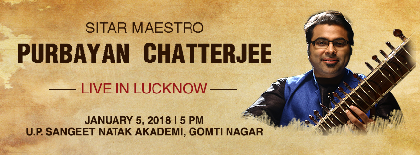 Purbayan Chatterjee Live in Lucknow