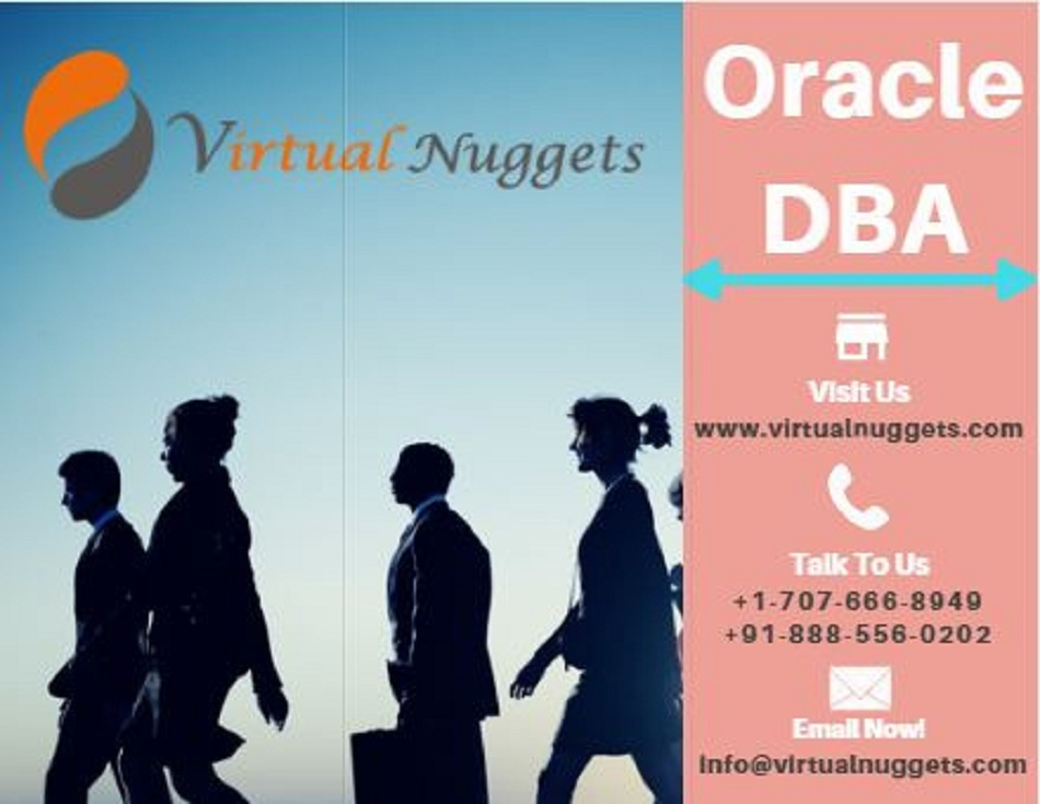 Oracle DBA Online Training by Experts