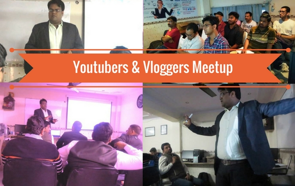 Youtubers & Vloggers Meetup