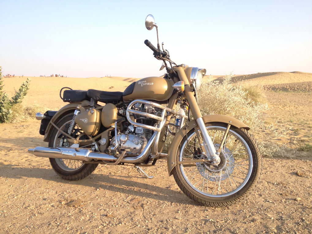 Motorcycle tours Glimpse Of Rajasthan Ride