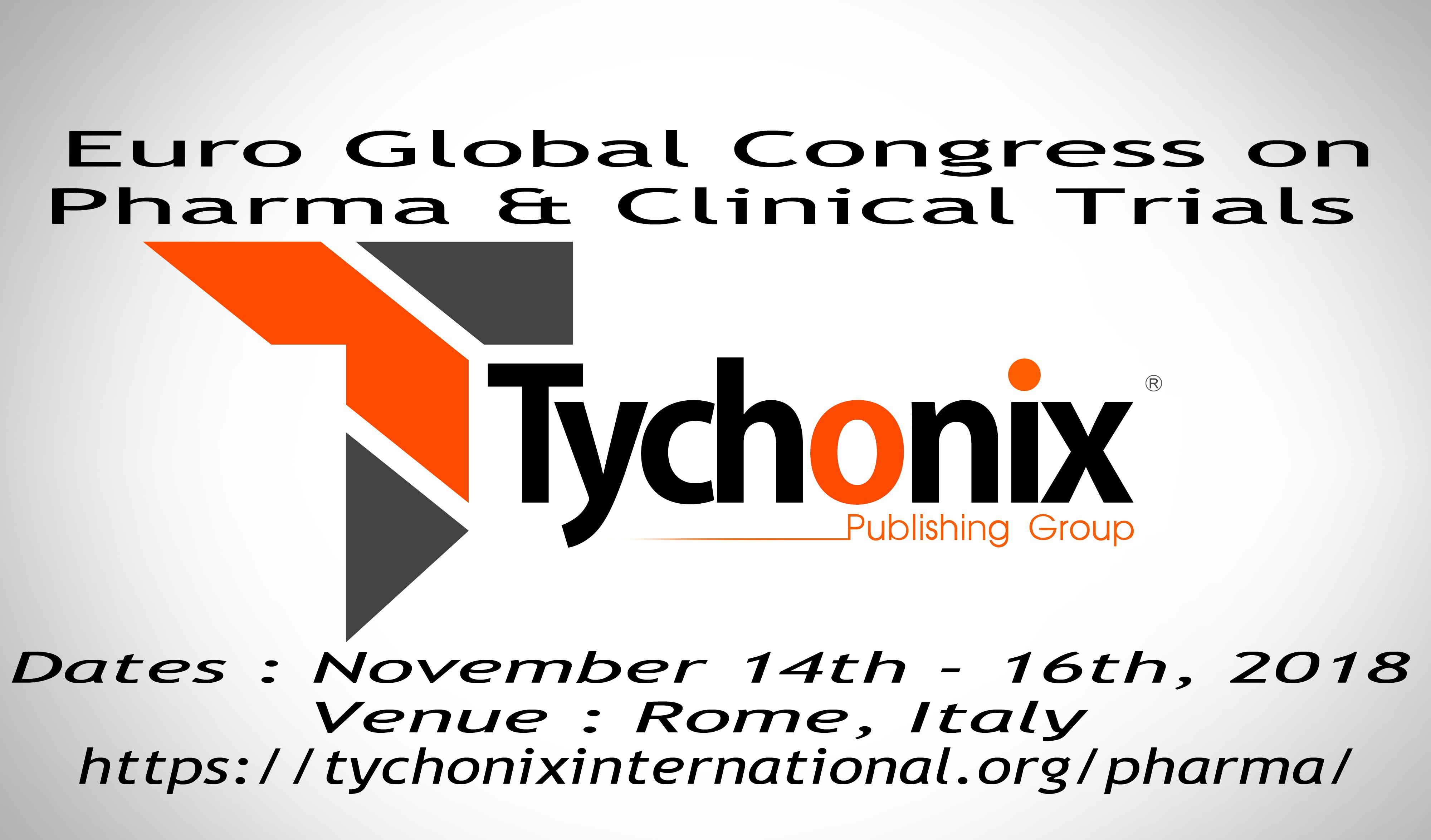 Euro Global Congress on Pharma & Clinical Trails