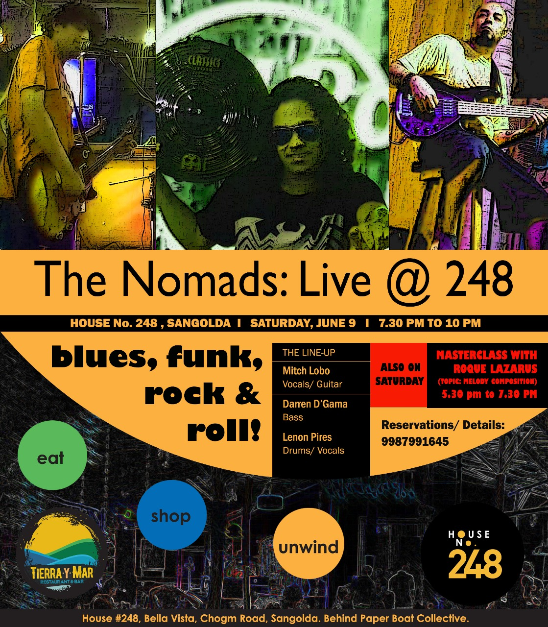 The Nomads: Live @248