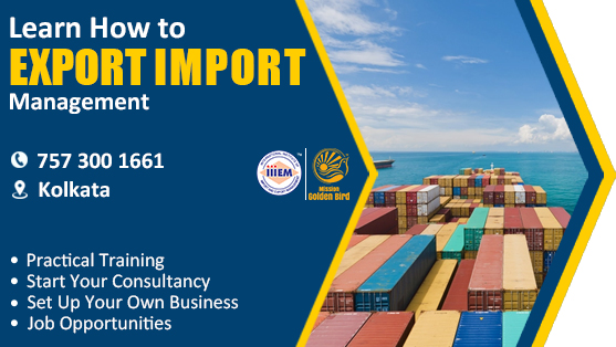 Start and Set up Your Own Import and Export Business - Kolkata
