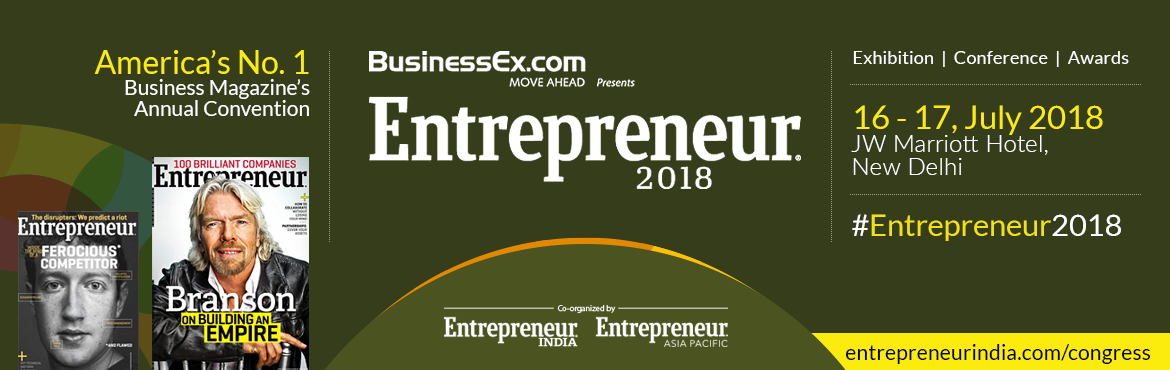 Entrepreneur India 2018