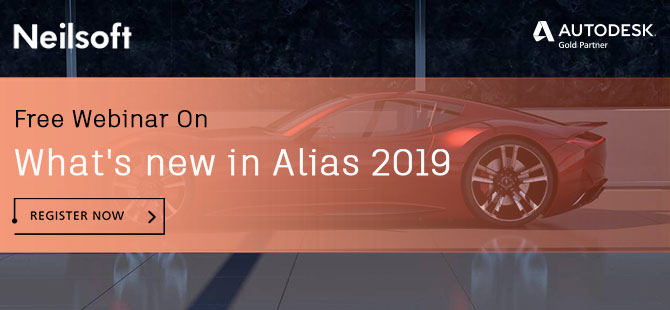 Free Webinar On What's new in Autodesk Alias 2019