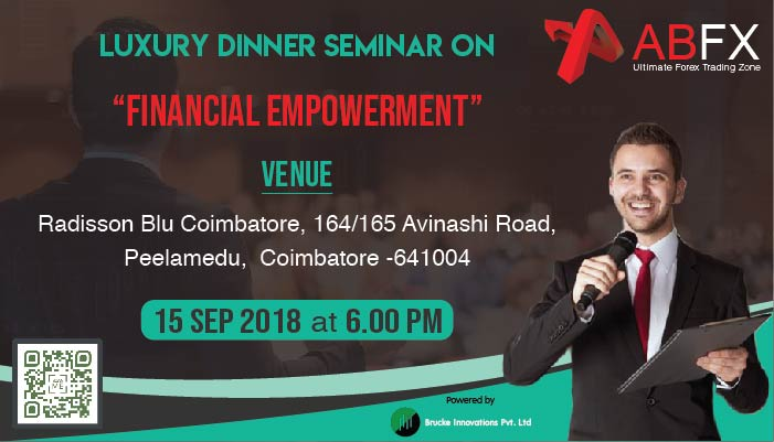 Financial Empowerment Seminar in Coimbatore