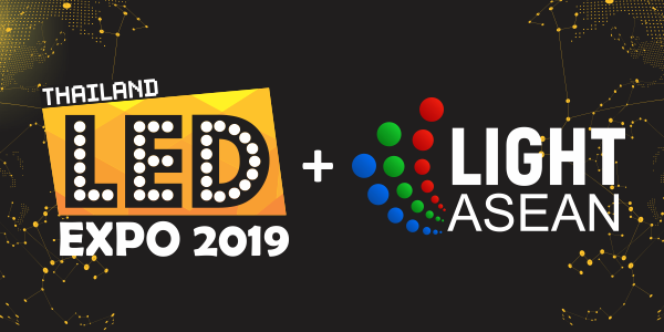 LED Expo Thailand 2019+Light ASEAN