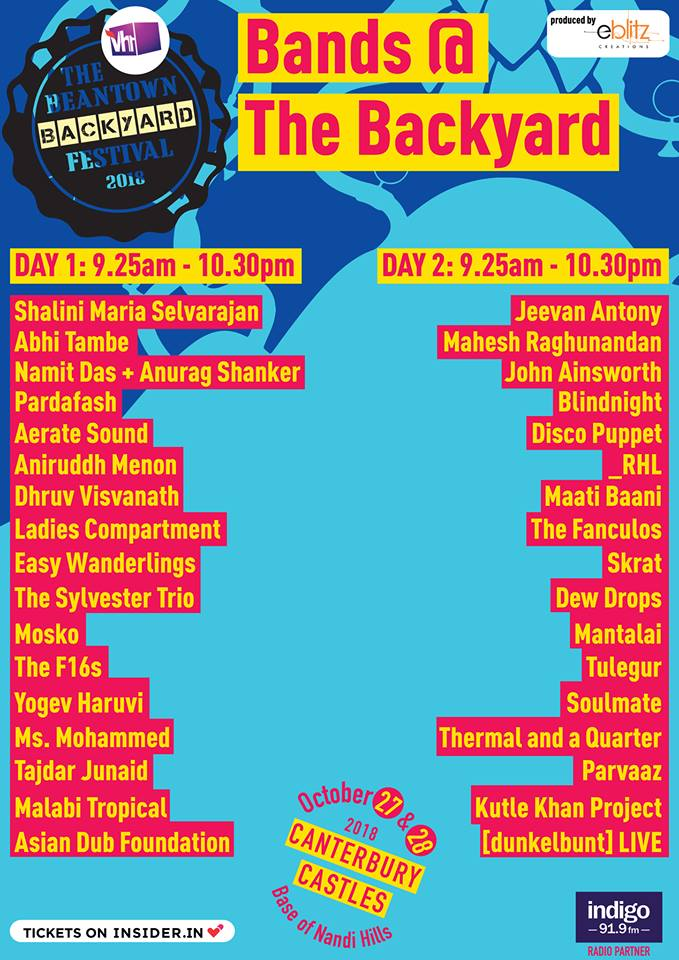 The Beantown Backyard Festival