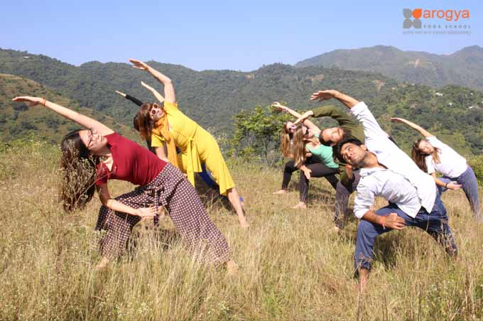 200 Hour Yoga Teacher Training in India RYS 200
