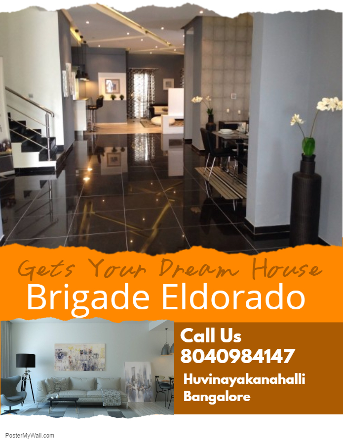 Brigade Eldorado by Brigade Group | Project in Huvinayakanahalli Bangalore