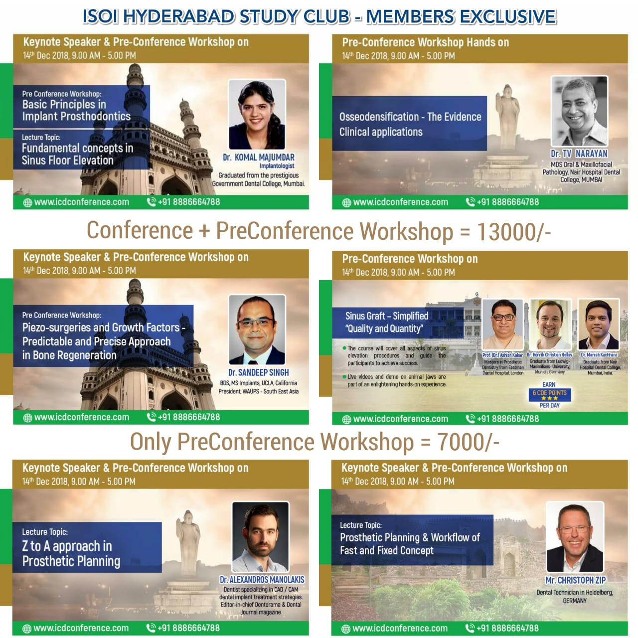 International Dentist Conference(ICD Conference 2018)