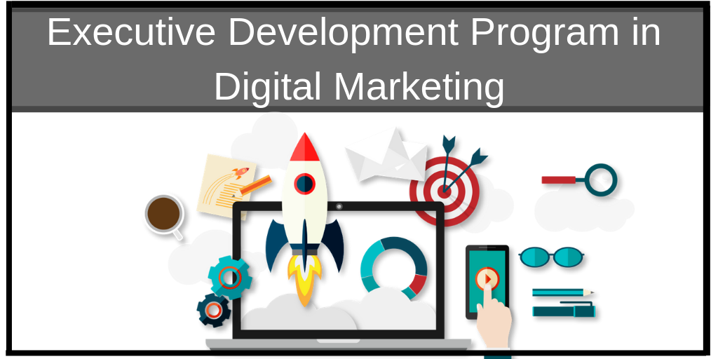Executive Development Program in Digital Marketing