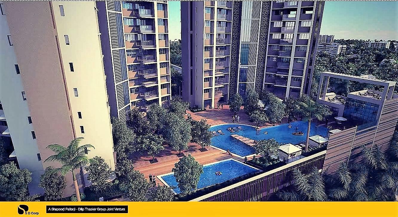 Shapoorji Pallonji Epsilon New Residential Project