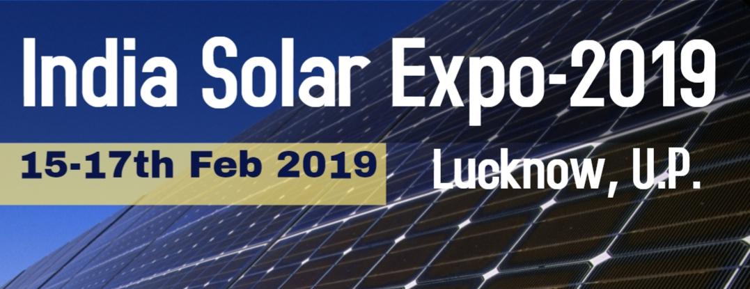 Indian Solar Expo-2019