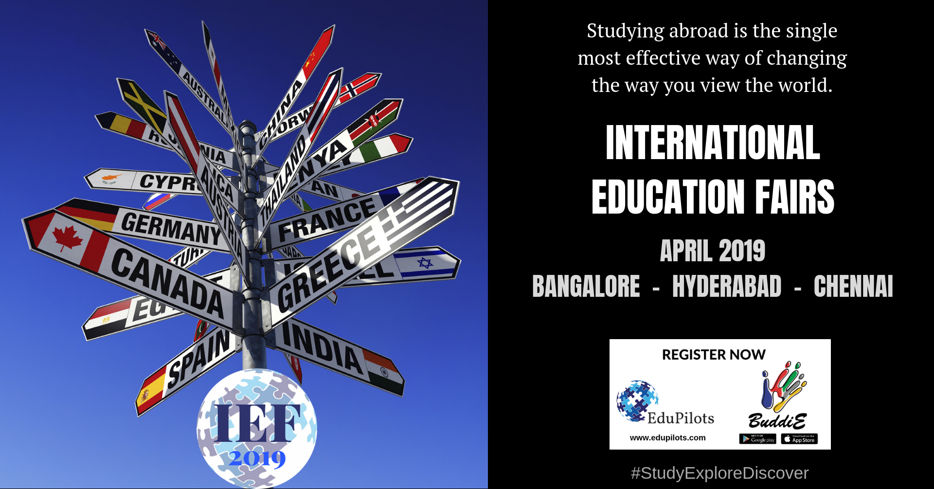 International Education Fairs