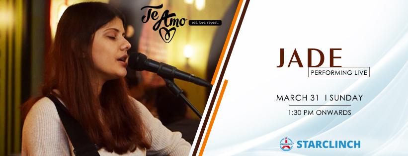JADE - Performing LIVE At Te Amo, Khel Gaon Marg