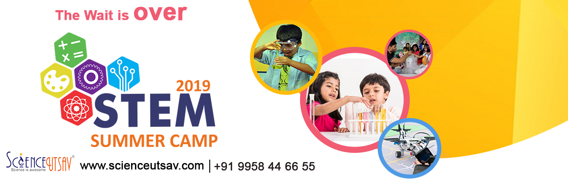 Summer Camp in 2019 Dombivli (West),Mumbai-Kiddo inventor