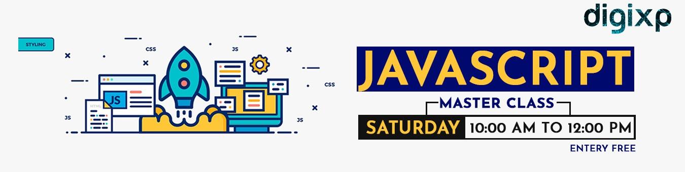 Javascript ( Master Class)