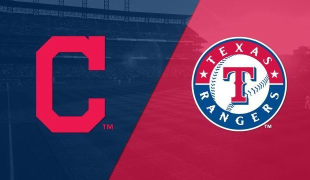 Cleveland Indians vs. Texas Rangers Tickets